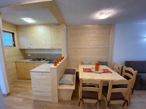 Appartamento in affitto in Via valle e strazzaboschi ad Asiago
