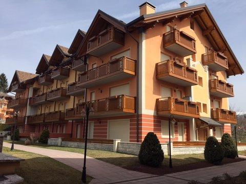 Appartamento in affitto in Via Rendola ad Asiago